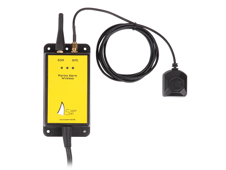 Marine Alarm Wireless Top